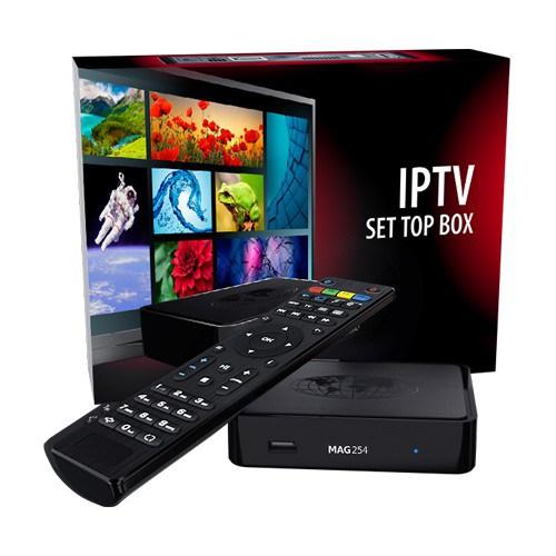 Activation IPTV sur MAG: 250, 254, 256….